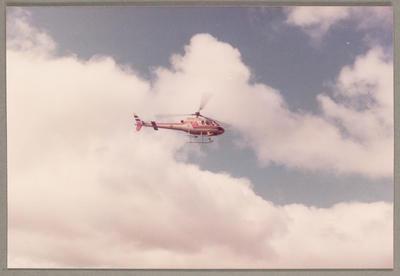 ZK-HNP Aerospatiale AS350B Ecureil 26.3.83 Whenuapai