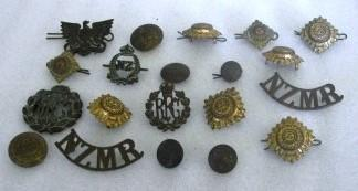 Badges and Buttons - Assorted