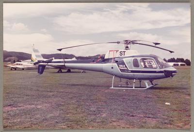ZK-HST Aerospatiale 28.1.85 Ardmore
