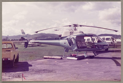 ZK-HST Aerospatiale 1.12.84 Ardmore