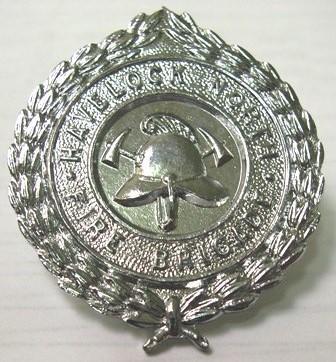 Hat Badge [Havelock North Fire Brigade]