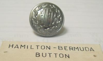 Button [Hamilton Bermuda Fire Brigade]
