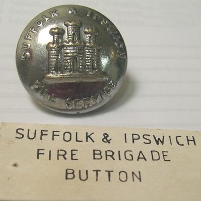 Button [Suffolk and Ipswich Fire Brigade]