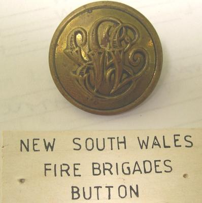 Button [New South Wales Fire Brigade]