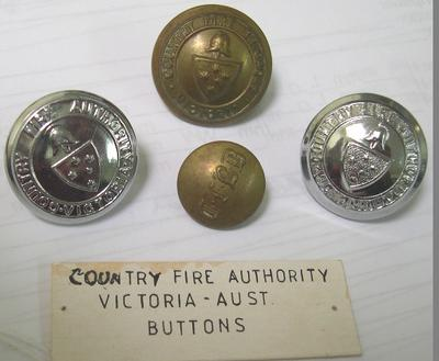 Buttons [Country Fire Authority]