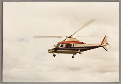 17/9/87 Mechanics Bay [ZK-HXI Aerospatiale]