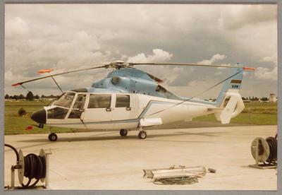 [ZK-HXW Aerospatiale SA365N photograph]