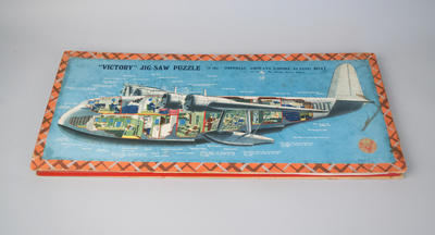 Jigsaw Puzzle [Imperial Airways Empire Flying Boat]