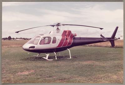ZK-HZF Aerospatiale 28.1.85 Ardmore