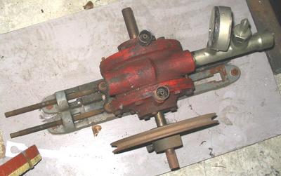 Hydraulic Air Pump