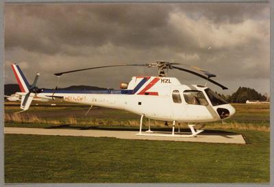 ZK-HZL 1/6/87 Ardmore