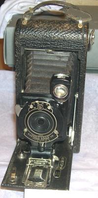 Camera [No.1A Autographic Folding Kodak Jr.]