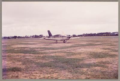 ZK-TGW Aerospatiale TB-9 Tampico 176 26.3.83 Whenuapai