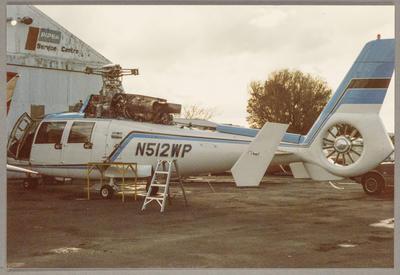 [N512WP Aerospatiale photograph]