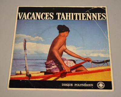 Record [Vacances Tahitiennes]