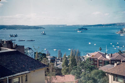 [Sydney Harbour, Australia]