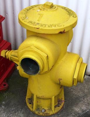 Hydrant - Van Deventer (LAFD)