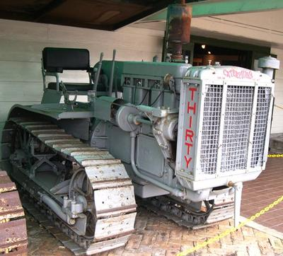 Tractor [Caterpillar Thirty]
