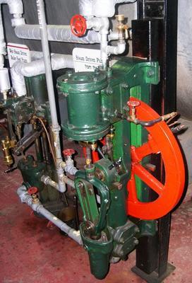 Pump [Steam Pump from Auckland Gas Works]