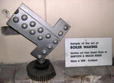 Section - Boiler