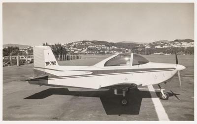 20.2.69 Wellington [AK-CWB AESL Airtourer 115]