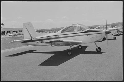 Ardmore 35a 2.11.69 [ZK-CWE AESL Airtourer 115]