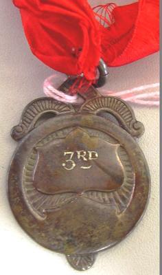 Medal [Henning's Speedway]