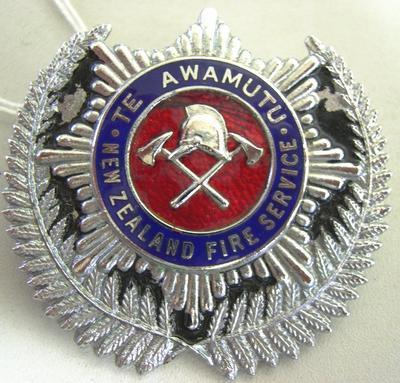 Badge [Te Awamutu NZFS]