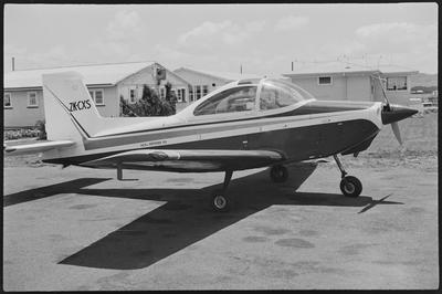 15a Ardmore 22.1.69 [ZK-CXS AESL Airtourer 115]