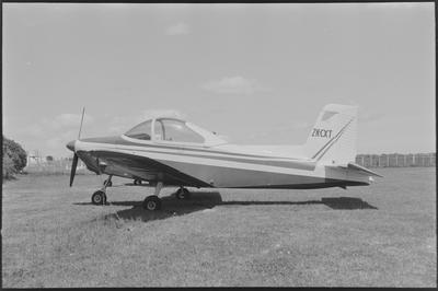 2/35m 26.12.70 N.P. [ZK-CXT AESL Airtourer 115]