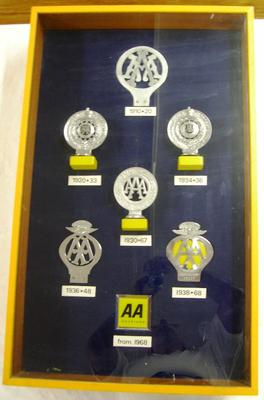 Badges Cabinet [AA]