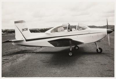 30.12.68 Ardmore [ZK-CXU AESL Airtourer 115]