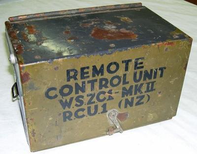 Wireless Remote Control Unit