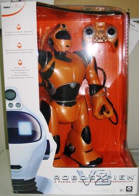 Toy Robot [Robosapien V2]