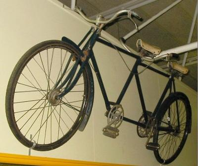 Bicycle [tandem]