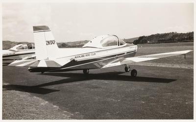 [ZK-DQP AESL Airtourer T3A photograph]