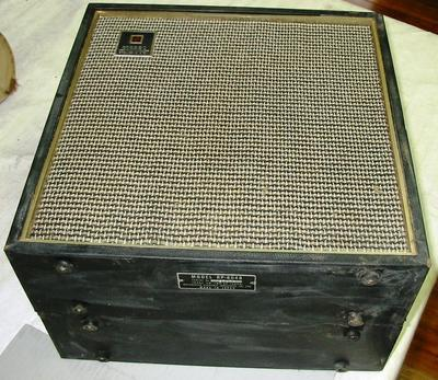 Speaker [National Stereo Speaker System]