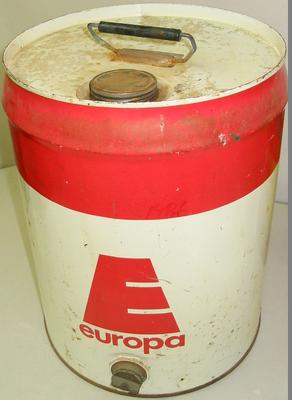 Oil Can [Europa]