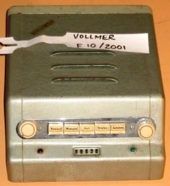 Tape Recorder (Vollmer)