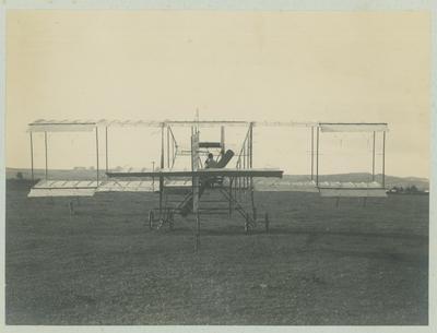 Photograph of the rear of Manurewa no. 1.