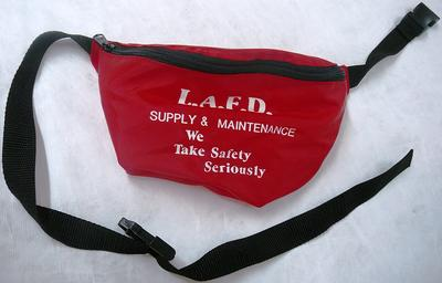 Bag [Los Angeles Fire Department]