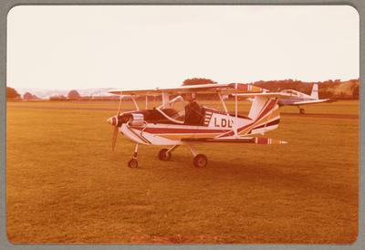 ZK-LDD Airsport Seamp 1981 Ardmore [Sic]