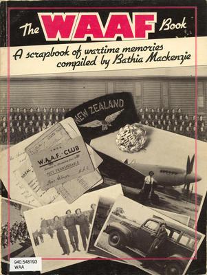 The WAAF book a scrapbook of wartime memories