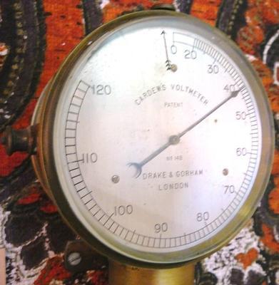 Voltmeter [Cardew's Voltmeter]