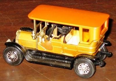 Car - Toy (Peugeot Y5, 1907)