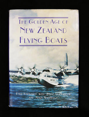 The golden age of New Zealand flying boats