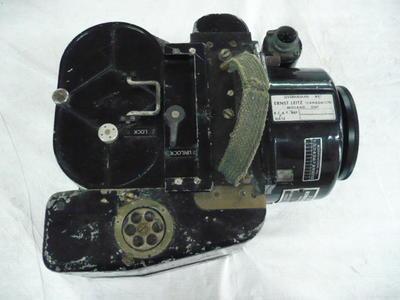"Magazine, Body and 3"" Lens Unit Reconnaissance Camera"