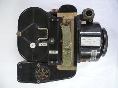"Reconnaissance Camera Unit - Body, Magazine and 3"" lens 6760-99-101-3846"