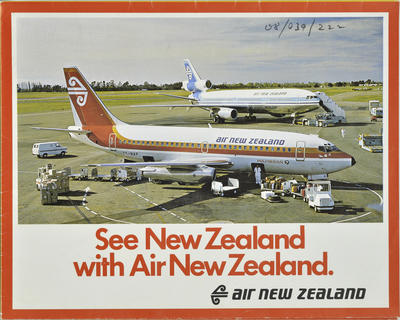 See New Zealand with Air New Zealand