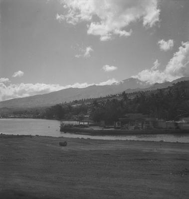 Foreshore at Tahiti